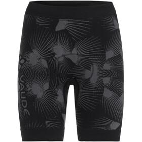 VAUDE SQlab LesSeam Pantaloncini Donna, black